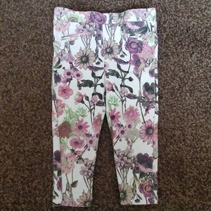 Juicy Couture Baby Floral Leggings